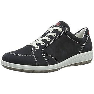 ara Tokio Damen Sneaker, Blau (Blau, weiss), 38 EU (5 UK/7.5 US)
