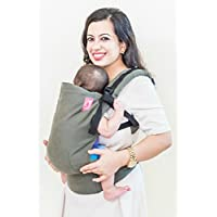 Anmol Baby Carrier (Olive)