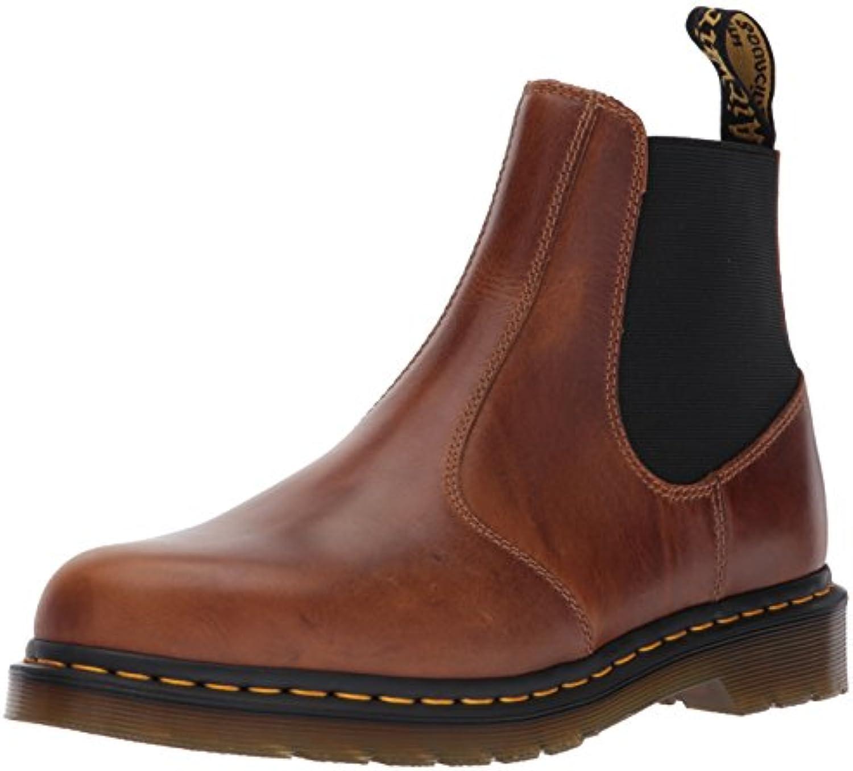 Dr.Martens Mens Hardy Leather Boots  Zapatos de moda en línea Obtenga el mejor descuento de venta caliente-Descuento más grande