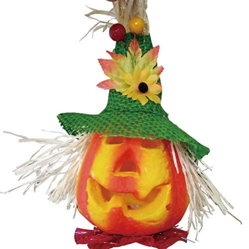 Jamicy® Halloween Dekoration, 1 stücke Halloween Requisiten Papier Durable Anhänger Tag für Geist Festival KTV Bar Garten, für Party, Festival oder Halloween (B)