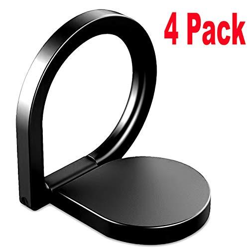 PS4 Micro-USB-Ladekabel, iEugen 3 m PS4 Controller Ladegerät Dualshock 4 USB Ladekabel für PS4 Pro Slim/Xbox One/Micro USB Gerät (schwarz), Black 4 Pack Ring (Unlocked Cell Phone Refurbished)