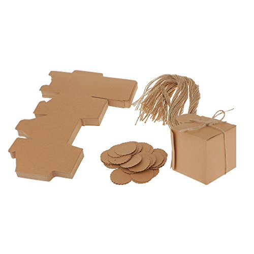 Generic Shabby Gift Boxes Jewelry Candy Sweets Kraft Cardboard ...
