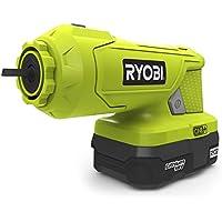 Ryobi OES1813 - Aparato de arranque E-Start  + cargador e Batería 18V  - 1,3 Ah Lítio