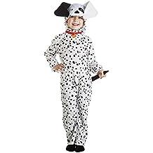 Disfraz de Dalmata Infantil (5-6 años)