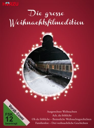 Die große Weihnachtsfilmedition Box 3: Ausgerechnet Weihnachten / Ach, du fröhliche/ O du fröhliche - Besinnliche Weihnachtsgeschichten / Familienfest- Drei weihnachtliche Geschichten [2 DVDs]