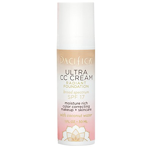 Ultra CC Creme, Strahler Grundierung, Natur/Medium - Pacifica Parfums Inc