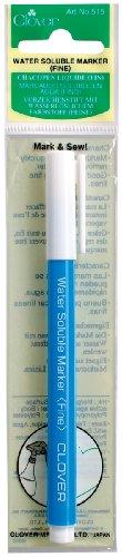 clover-515-vorzeichenstift-wasserloslich-fein-blau