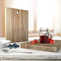 Personalised Solid Oak Chopping Board