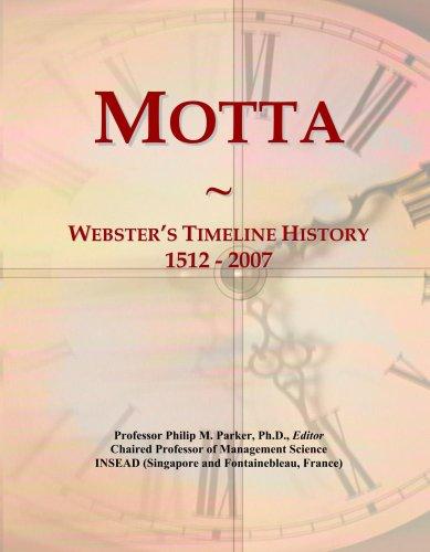 motta-websters-timeline-history-1512-2007