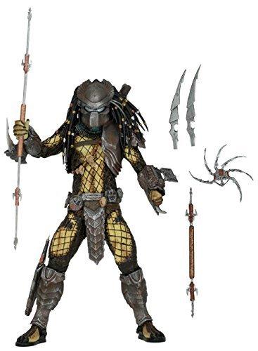 Temple Guard Predator 7 Inch Scale Action Figure by Alien vs. Predator 1