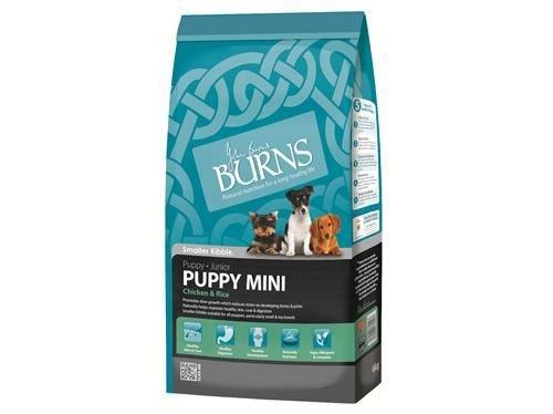 (10 Pack) Burns - Mini Chicken & Rice Puppy Food 6kg 1