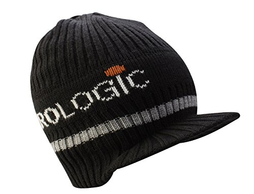 PROLOGIC KNITTED BEANIE WITH BRIM - 45261 by