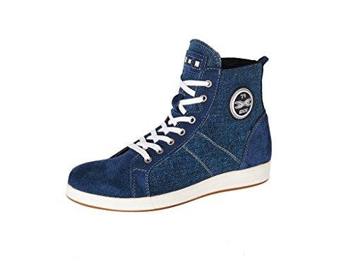 IXS Schuhe Allegra, blau-matt, 44