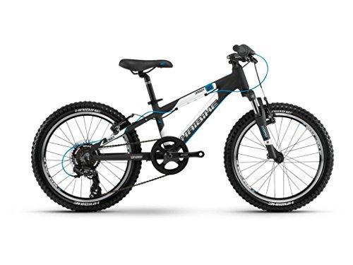 Haibike Kinderfahrrad Bikes SEET Greedy 20'' 7-G TY300 18 HB Black/White/Blue Matt 26