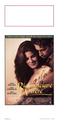 Hope Floats Plakat Movie Poster (13 x 28 Inches - 34cm x 72cm) (1998) Italian