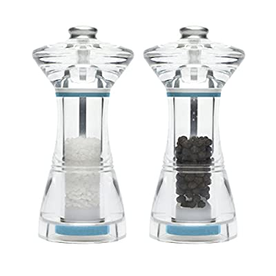 Jamie Oliver 13.5 cm Salt & Pepper Mill Set from DKB Household UK Ltd