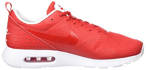 Nike Herren Air Max Tavas Sneaker Rot (University Red/University Red-White)