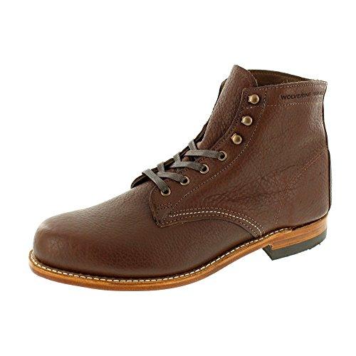 WOLVERINE 1000 MILE - Boots CENTENNIAL - havana brown