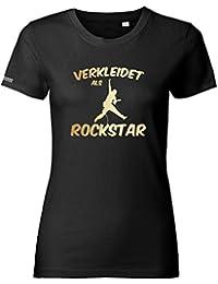 28d3874aa93f82 Jayess VERKLEIDET ALS ROCKSTAR - in versch. Farben - WOMEN T-SHIRT by Gr