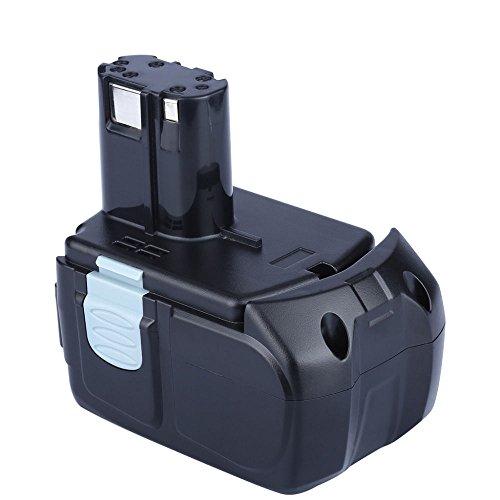 Batterie Li-ion haute capacité 18V 5000mAh pour batterie rechargeable pour HITACHI BCL1815 BCL1830 EBM1830