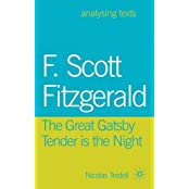F. Scott Fitzgerald: The Great Gatsby/Tender is the Night (Analysing Texts) by Nicolas Tredell (2011-09-12)