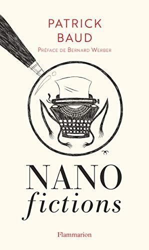 Nanofictions par Patrick Baud