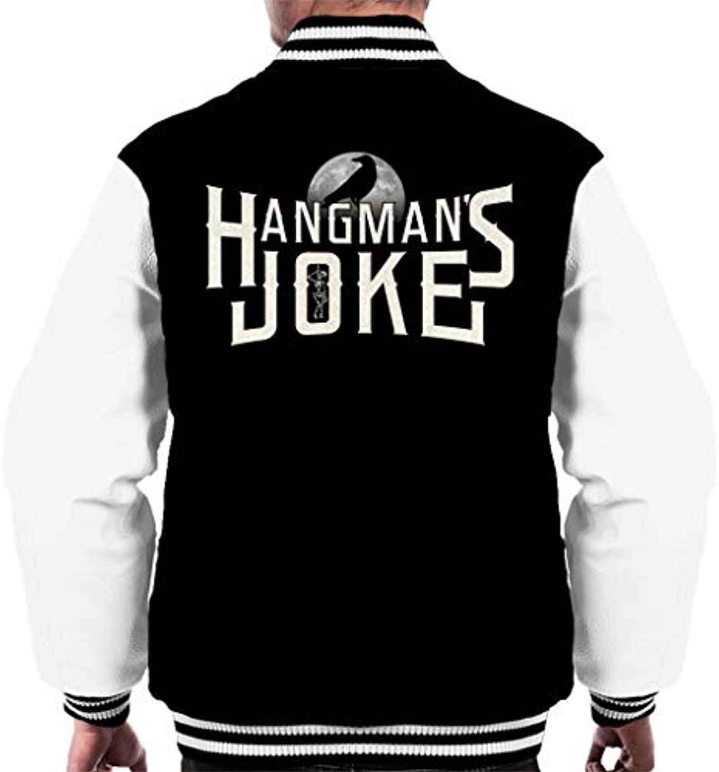 Cloud City 7 Hangmans Joke The Varsity Crow Men s Varsity The Jacket 6cb5c4 735598567e8