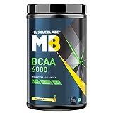 MuscleBlaze BCAA 6000 (0.88lbs, Pineapple)