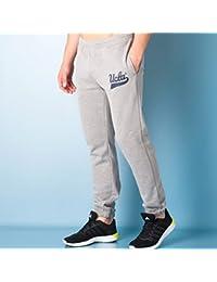 Pantalon de surv�tement UCLA pour homme en gris chin�