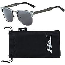 ff3a50c92f Hornz HZ Serie AeroMaster – Gafas de sol polarizadas de alta calidad  fabricadas con aleación de