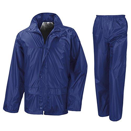 Result Core Core rain suit Königsblau