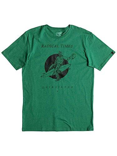 Herren T-Shirt Quiksilver Classic Space Cowboy T-Shirt Fir