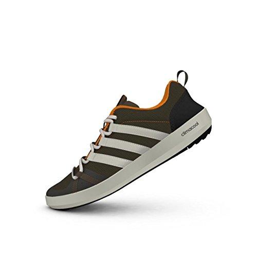 Scarpe Adidas Da Uomo Terrex Cc Da Trekking E Da Trekking Grigio (grigiomarcar / Blatiz / Tiesom)
