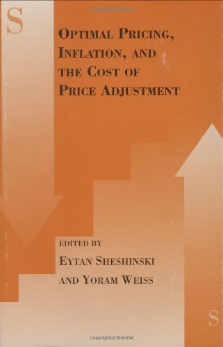 Optimal Pricing, Inflation & The cost of Price Adjustment