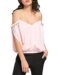 0983e0210 Amazon.es: camisetas de chica - ADELINA: Ropa