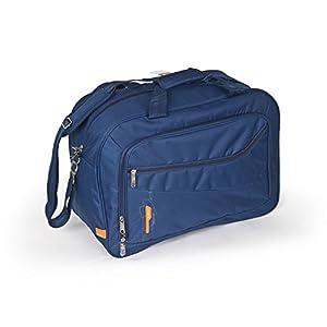 GABOL Bolso Viaje Week. Bolsa de Viaje, 50 cm, 15 litros, Azul
