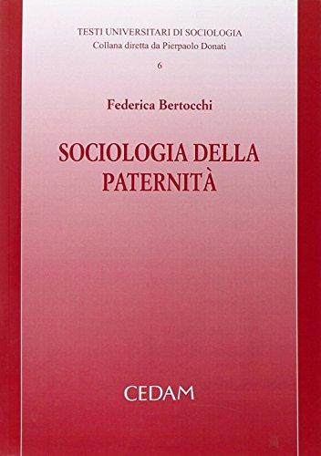 Sociologia della paternità