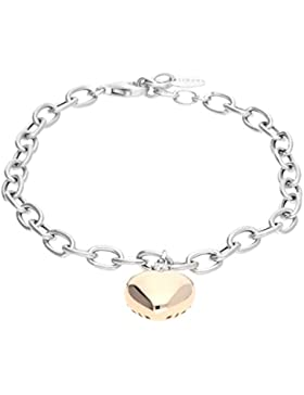 Esprit Jewels Damen-Armband 925 Sterling Silber Shades of love rose app.18+2cm ESBR91496B180