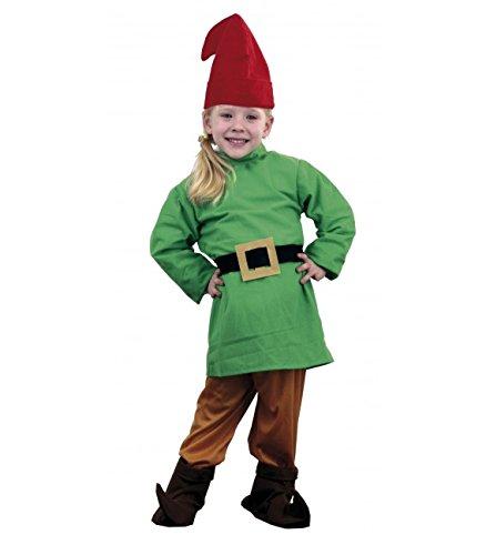 Imagen de disfraz de enanito verde  7 9 años