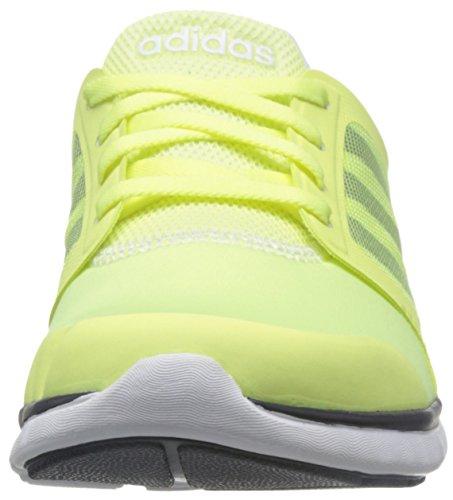 buy popular 13c7e c62e5 W Xpression jaune Blanc Noir Jaune Bleu De Marine Femme Givré Cloudfoam  Sport Adidas Chaussures Footwear Collégial vwFqz5ESx
