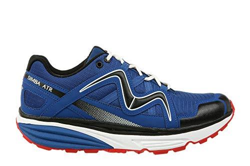 MBT - Simba ATR, Damen Walking Schuhe, Blau, 39 EU (Simba Stoff)