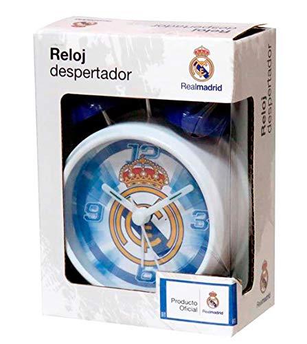 CYP Reloj Despertador Campanas Real Madrid