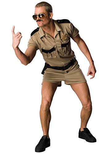 Rubies Reno 911 Lt. Dangle Erwachsene Kostüm - Standard (One-Size)