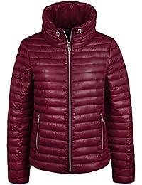 Urban Surface Light Padded Damen Steppjacke | Leicht Wattierte Jacke mit Stehkragen | Übergangsjacke für Herbst-Winter