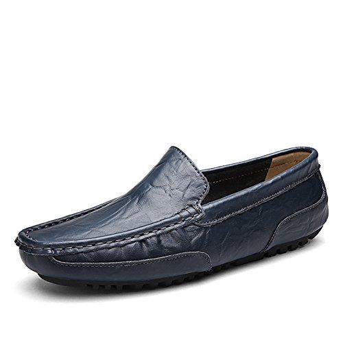 Piselli di estate un pedale scarpe/Piedi scarpe comode e traspirante/Guida di scarpe casual/Inghilterra marea scarpe A