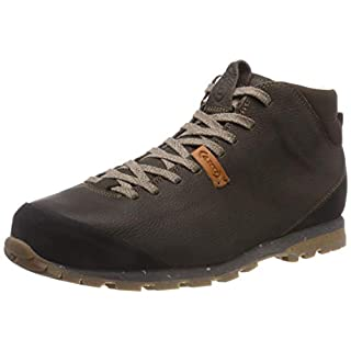 AKU Unisex Adults' Bellamont Mid 2 Plus High Rise Hiking Shoes, (Dark Brown 095) 9.5 UK