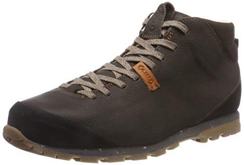 AKU Unisex-Erwachsene Bellamont MID 2 Plus Trekking-& Wanderstiefel, Braun (Dark Brown 095), 44.5 EU - 2 Dark Brown Schuhe