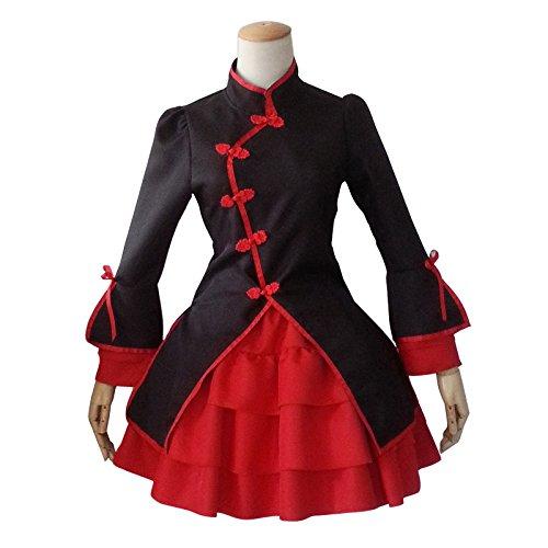 tzm2016 Womens Lolita Gothic Womens Fancy Dress Costume Cosplay Costume Evening ()