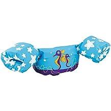 Sevylor - Traje de flotación Infantil con Manguitos, Color Azul