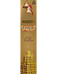 Mangaldeep Temple Gold Agarbatti - 20 Sticks